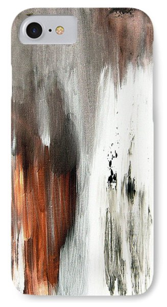 IPhone Case featuring the painting Deathless by Christine Ricker Brandt
