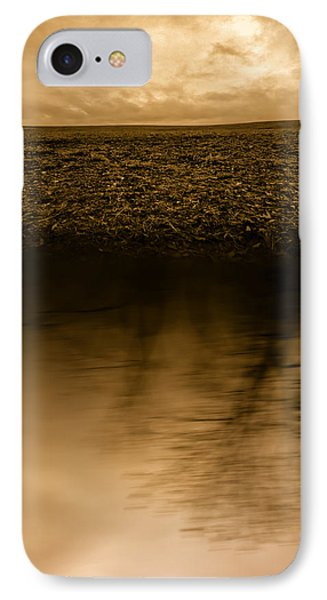 December Sky Phone Case by Bob Orsillo