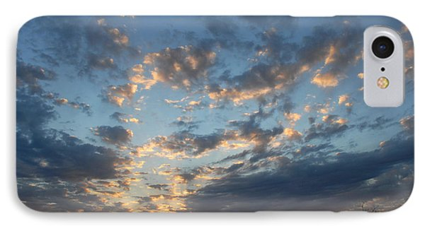 IPhone Case featuring the photograph December Sunset by Susan D Moody