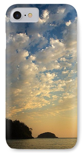 IPhone Case featuring the photograph Deception Pass by Sonya Lang