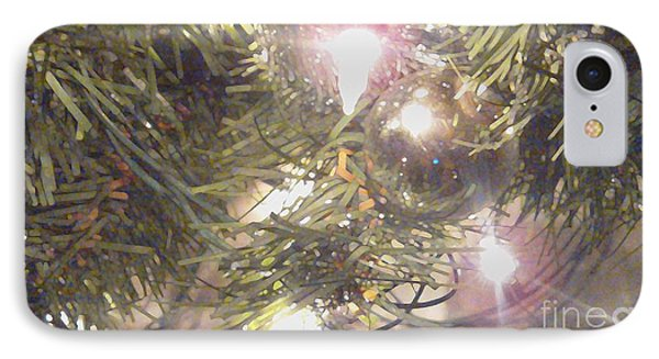 Deck The Halls 2011 IPhone Case by Feile Case