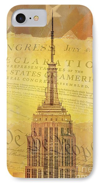 Liberation Nation IPhone Case