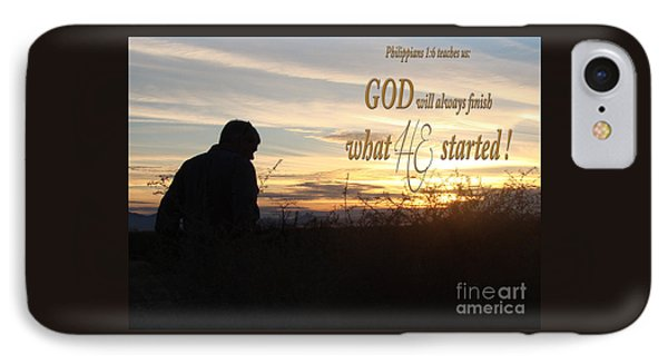Declare Gods Word Phone Case by Beverly Guilliams