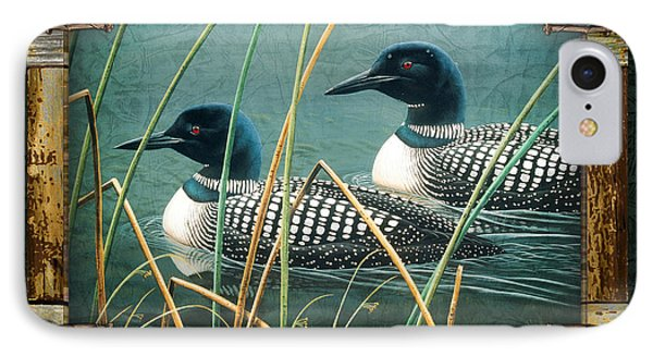 Loon iPhone 7 Case - Deco Loons by JQ Licensing