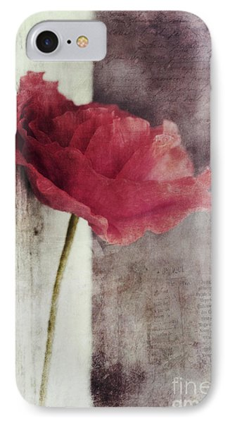 Decor Poppy IPhone Case