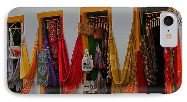 Decorated Doorways IPhone Case by Nareeta Martin