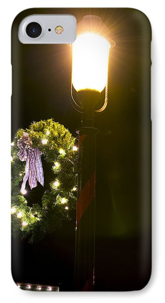 Decorating For Christmas Phone Case by Kenneth Albin