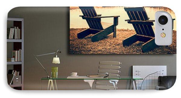 Decorating With Fine Art Photography Phone Case by Edward Fielding
