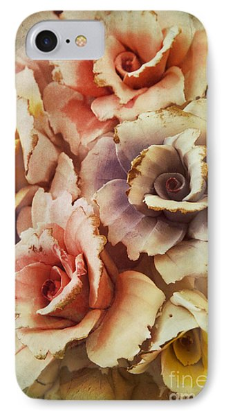 Decoration Flower IPhone Case by Mohamed Elkhamisy