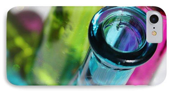 Decorative Bottles Iv IPhone Case by Krissy Katsimbras