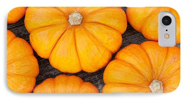 Decorative Pumpkins  IPhone Case by Alexey Stiop