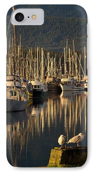 Deep Bay Phone Case by Randy Hall
