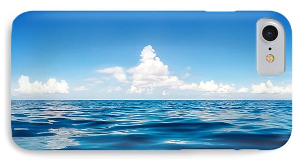 Deep Blue IPhone Case by Nicklas Gustafsson