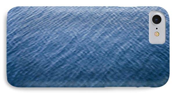 Deep Blue Water IPhone Case