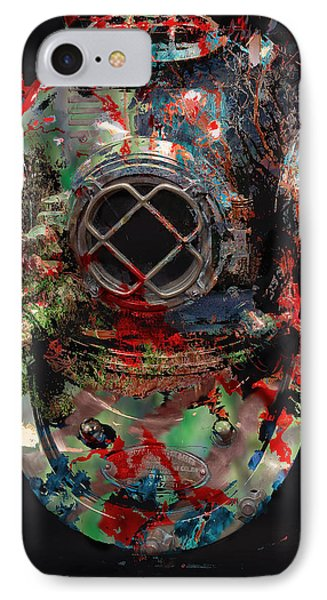 Deep Dive Disaster IPhone Case by Daniel Hagerman