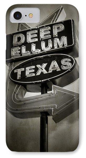 Deep Ellum IPhone Case