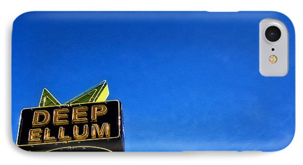 Deep Ellum IPhone Case by Mark Alder