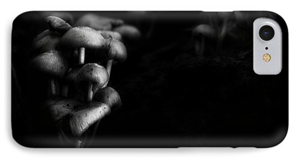 Deep Forest IPhone Case by Tim Nichols