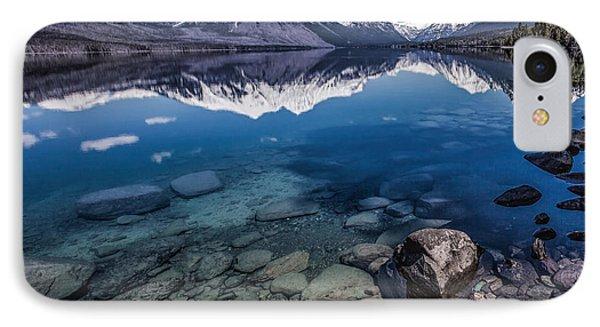 Deep Freeze IPhone Case by Aaron Aldrich