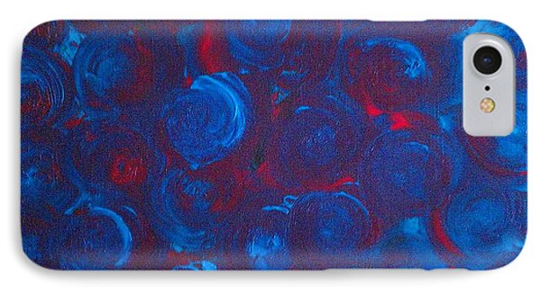 IPhone Case featuring the painting Deep by Jacqueline McReynolds