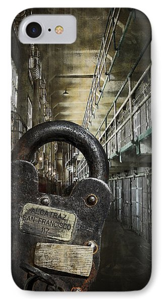 Deep Lockdown Alcatraz IPhone Case