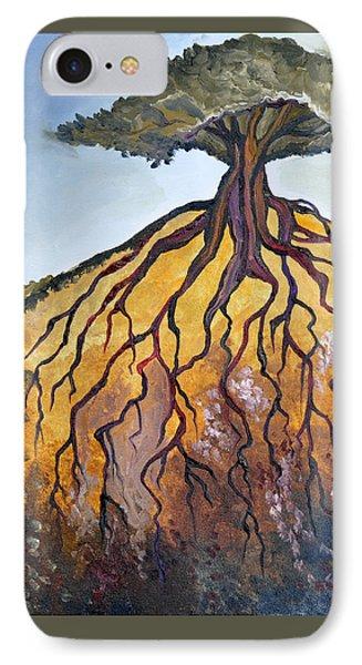 Deep Roots Phone Case by Cedar Lee