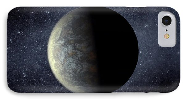 Deep Space Planet Kepler-20f Phone Case by Movie Poster Prints