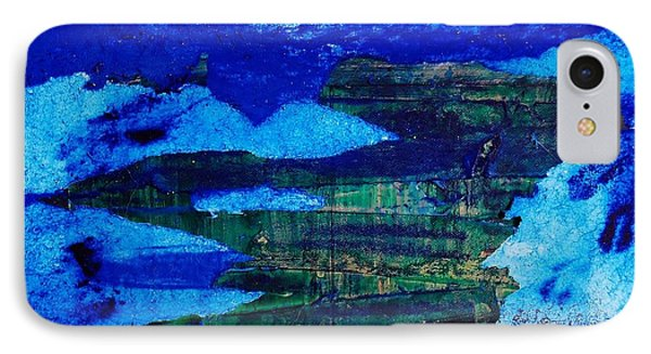 Deep Water Horizon Event IPhone Case by Jean Cormier