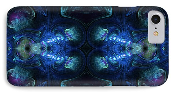 Deep Waters Abstract IPhone Case