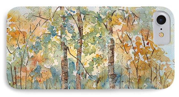 Deep Woods Waskesiu IPhone Case by Pat Katz