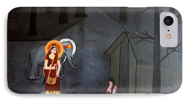 Deepavali Night Phone Case by Pratyasha Nithin