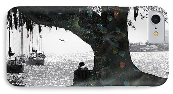 Deeply Rooted IPhone Case by Betsy Knapp