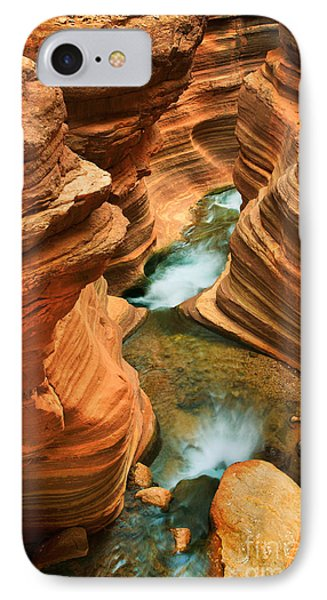 Deer Creek Slot IPhone Case