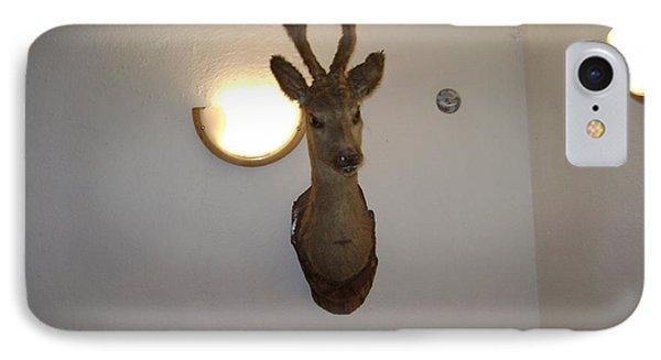 Deer Head IPhone Case