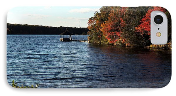Deer Lake Park IPhone Case by Allen Beilschmidt