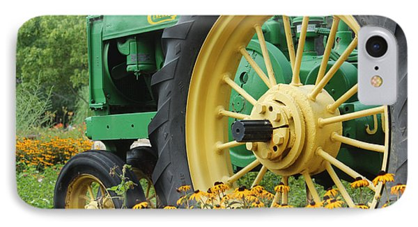 Deere 2 IPhone Case by Lynn Sprowl