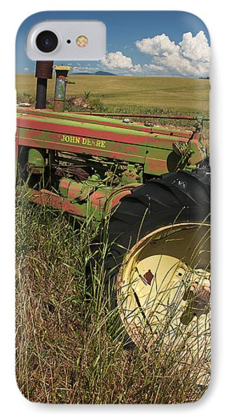Deere John IPhone Case by Latah Trail Foundation