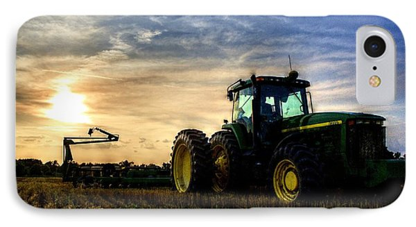 Deere Sunset IPhone Case