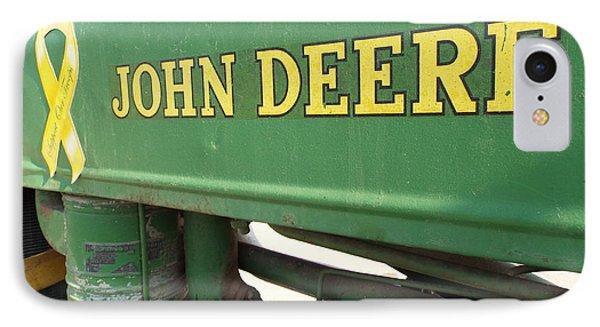 Deere Support IPhone Case
