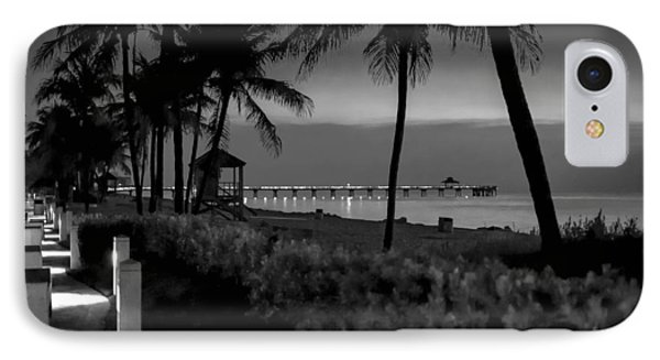 Deerfield Beach IPhone Case by Louis Ferreira