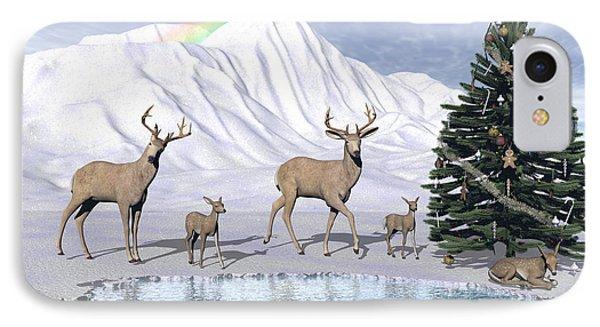 Deers IPhone Case