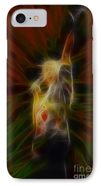 Def Leppard-adrenalize-joe-gb22-fractal-1 IPhone 7 Case
