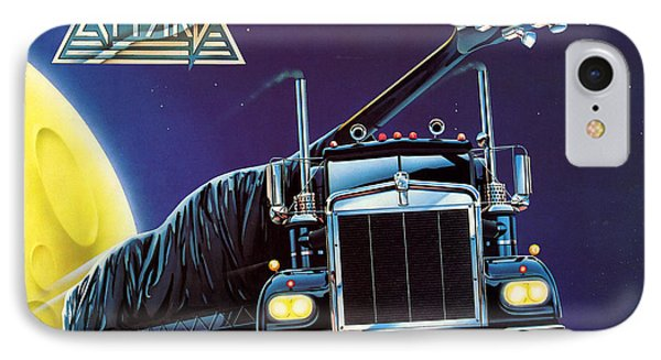 Def Leppard - On Through The Night 1980 IPhone 7 Case by Epic Rights