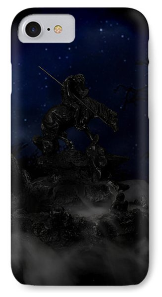 Defeated IPhone Case