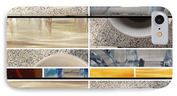 IPhone Case featuring the photograph Defense De Fumer Part Two by Sir Josef - Social Critic - ART