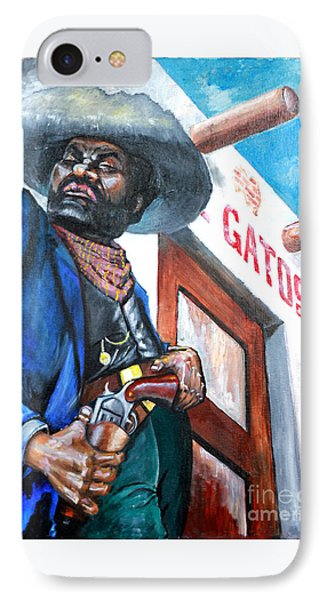 Del Gato's Place Phone Case by George Ameal Wilson