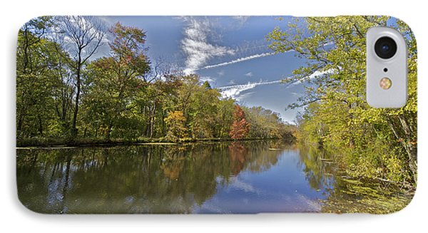 Delaware And Raritan Canal IPhone Case
