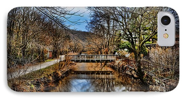Delaware And Raritan Canal -  Lambertville IPhone Case by Lee Dos Santos