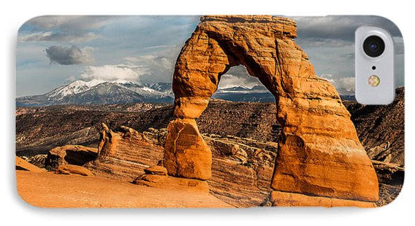 Delicate Arch IPhone Case by Jay Stockhaus