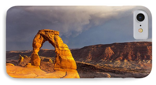 Delicate Arch Phone Case by Jim Baker
